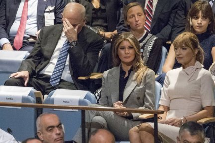 Facepalm at the United Nations 2017